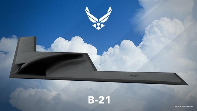 Air Force announces Ellsworth AFB as first B-21 base - Defense Chronicle