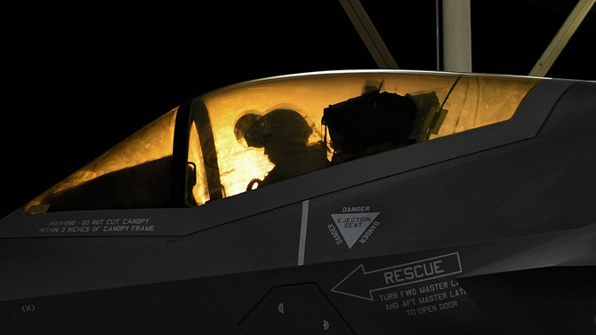 Hill AFB Airmen deploy F-35A to support coalition forces